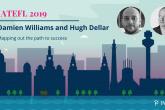 Damian Williams and Hugh Dellar