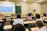 Arata at Pearson Japan Day teacher award winner