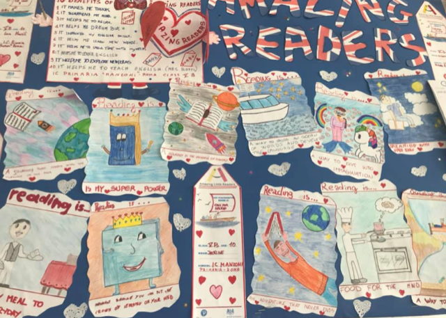 Kids share the benefits of reading