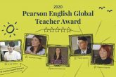 Pearson English Global Teacher Award