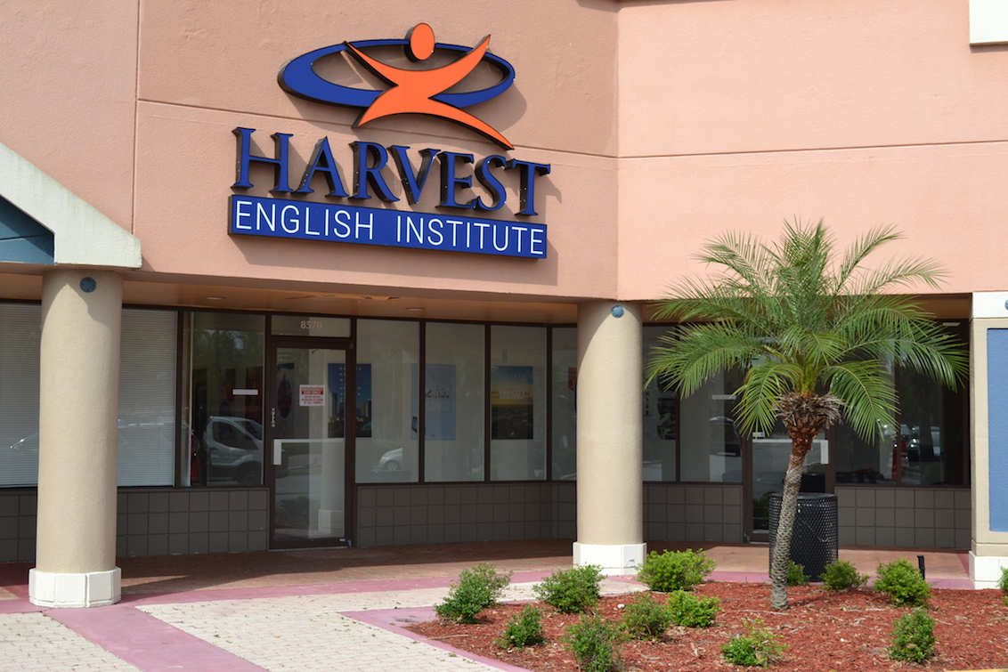 Harvest Institute Pearson English