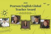 Pearson English Global Teacher Award 2020 judges