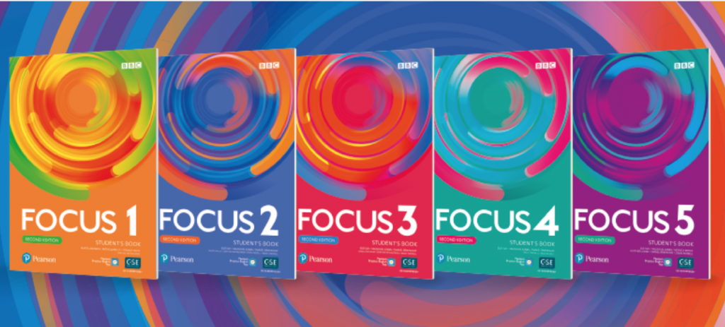 Personalization with Focus 2nd Edition