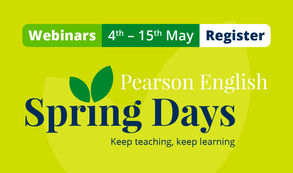 Pearson English Spring Days