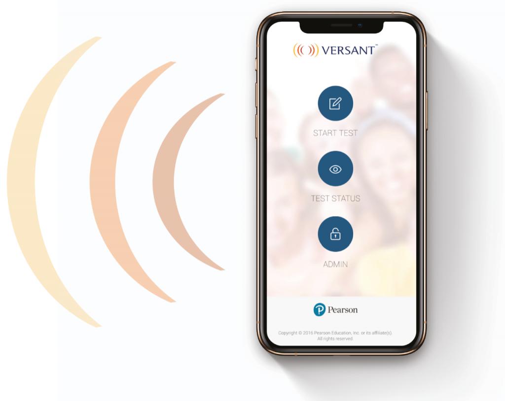 Versant mobile app