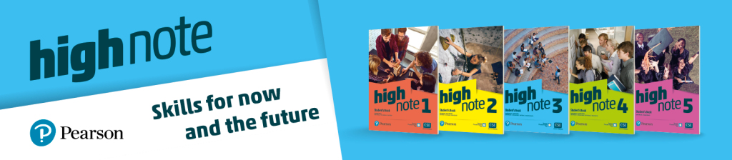 Grow vocabulary with High Note