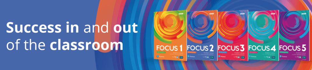 motivate with video Focus Second Edition