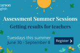 Assessment Summer Sessions