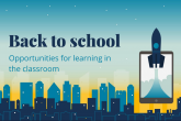 Opportunities for learning