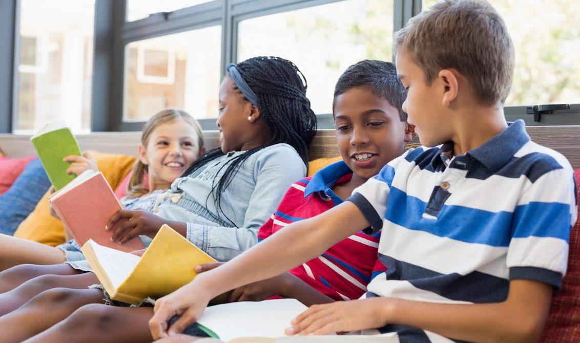 Teaching literacy at primary school