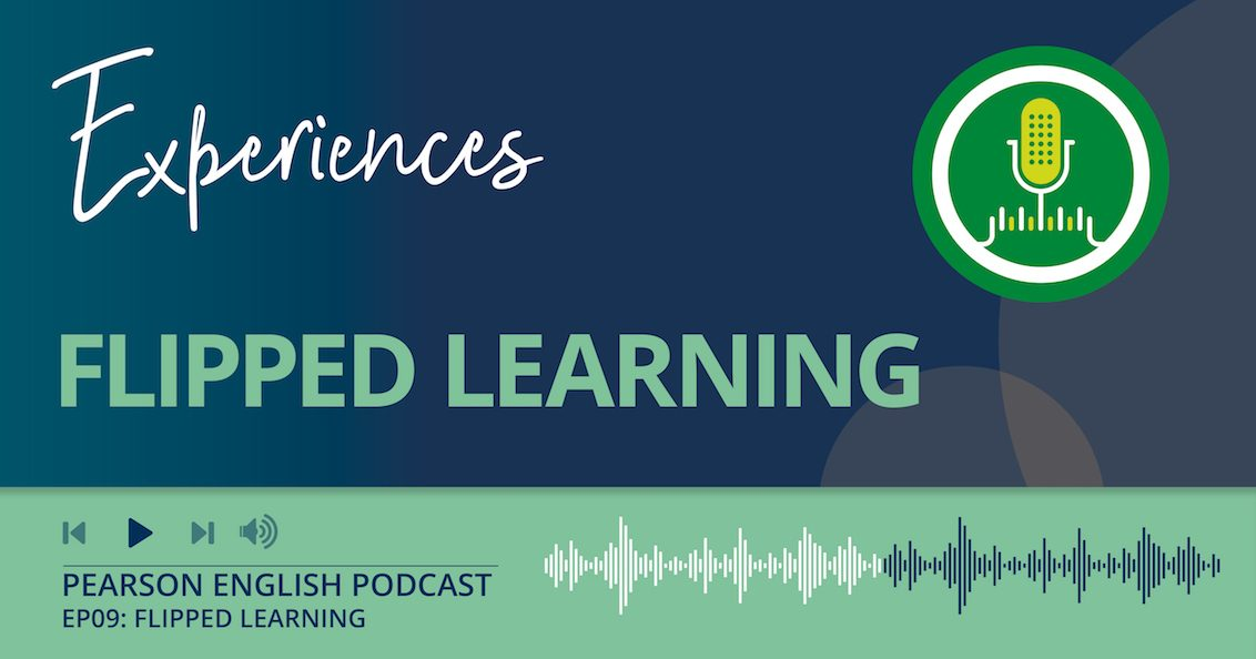Flipped Learning Podcast with Ollie Wood