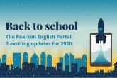 Pearson English Portal updates