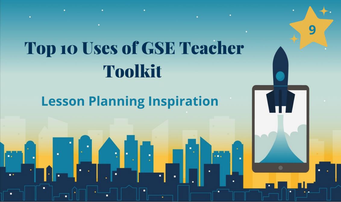Lesson Planning Inspiration