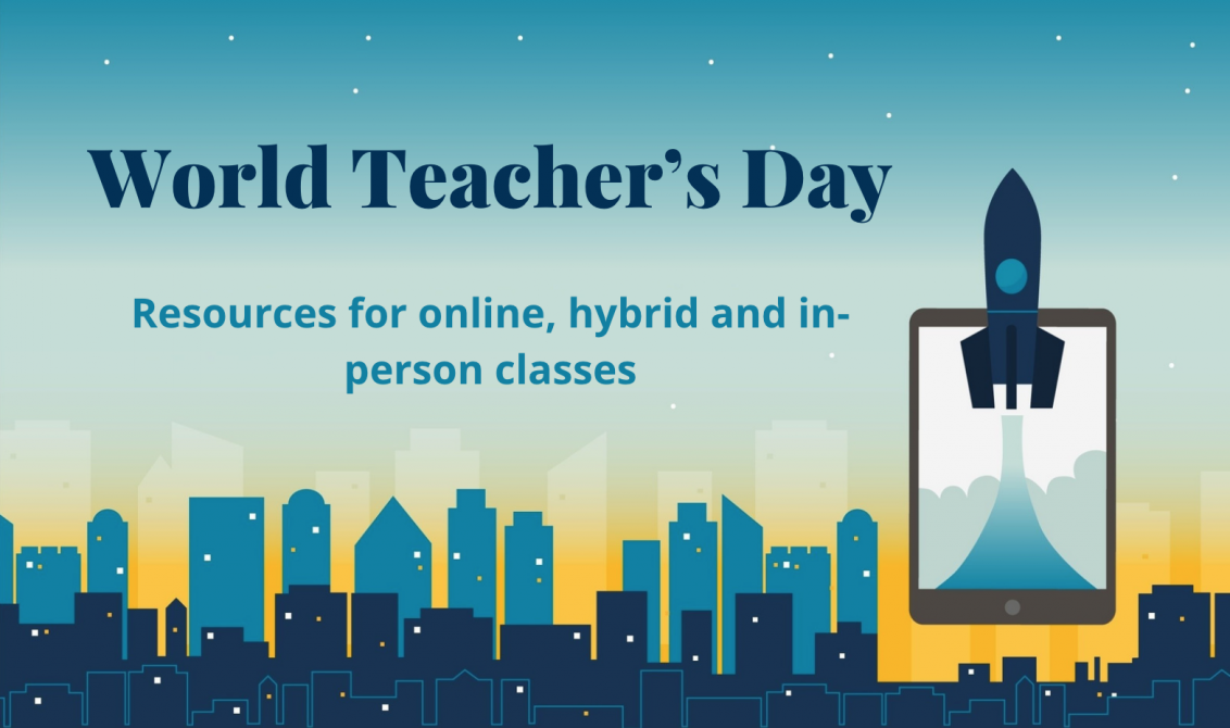 World teacher's day resources