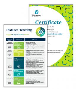 Certificates for ESAP Webinars