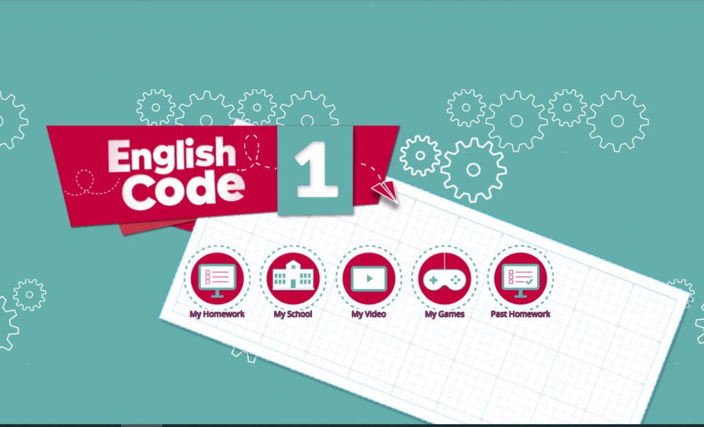 online learning space with English Code