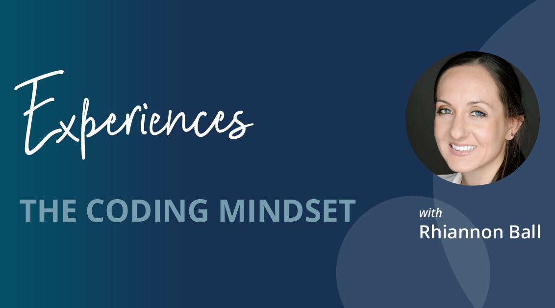 Coding mindset banner